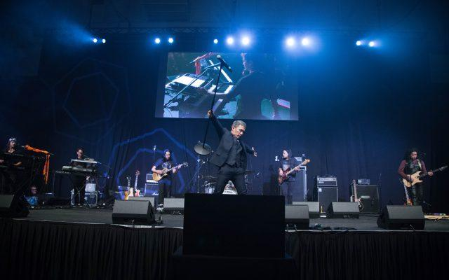 Arnel Pineda Album Tour
