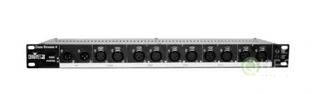 Chauvet Data Stream 4 DMX Optical Splitter available for rent in Toronto with Quest Audio Visual