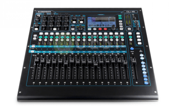 A&H QU16 Digital Console available for rent in Toronto with Quest Audio Visual