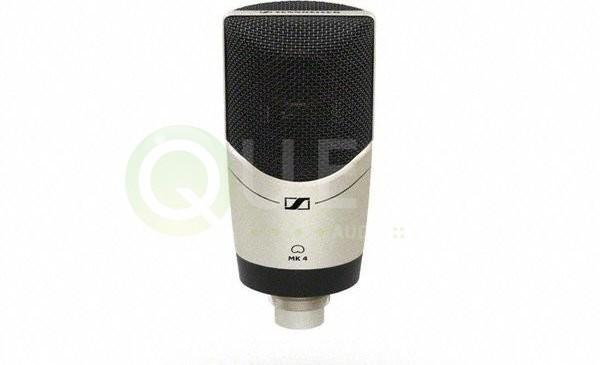 Sennheiser MK4 Microphone available for rent in Toronto with Quest Audio Visual