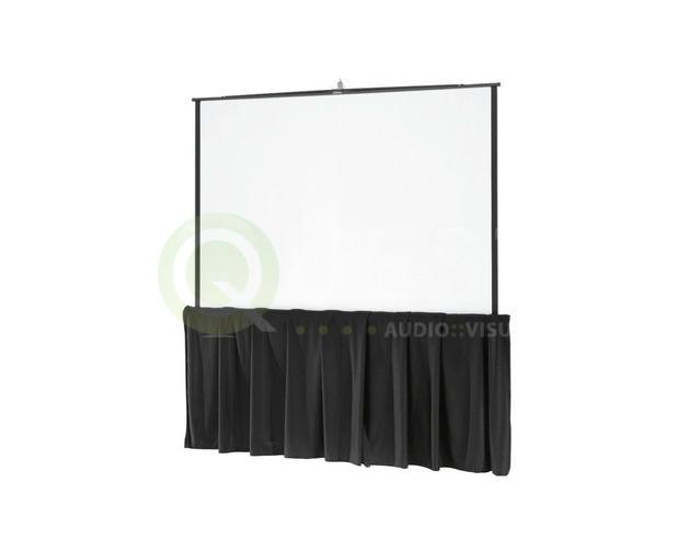 8′ Tripod Screen available for rent in Toronto with Quest Audio Visual