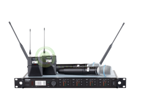 ULXD Wireless Receiver available for rent in Toronto with Quest Audio Visual