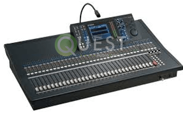 Yamaha LS9 32 Channel Digital Mixer available for rent in Toronto with Quest Audio Visual