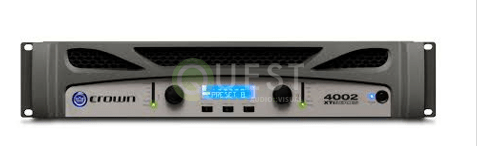 Crown XTi 4002 Amplifier available for rent in Toronto with Quest Audio Visual