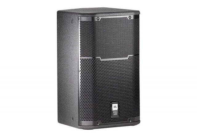JBL PRX412 Speaker available for rent in Toronto with Quest Audio Visual