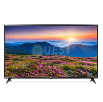 LG 55″ UHD 4K LED TV available for rent in Toronto with Quest Audio Visual