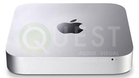 Mac Mini available for rent in Toronto with Quest Audio Visual