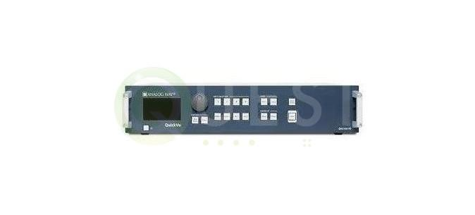 Analog Way QuickVu 3G Switcher available for rent in Toronto with Quest Audio Visual