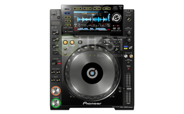 Pioneer CDJ-2000NEXUS CD player available for rent in Toronto with Quest Audio Visual