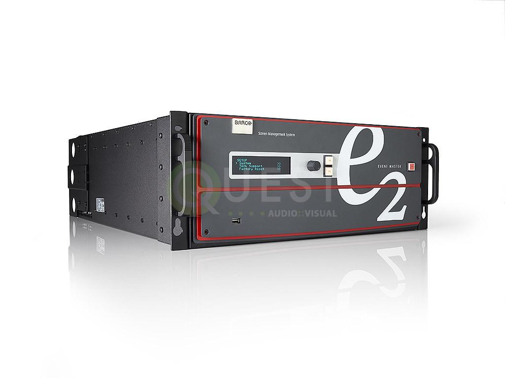 Barco E2 available for rent in Toronto with Quest Audio Visual