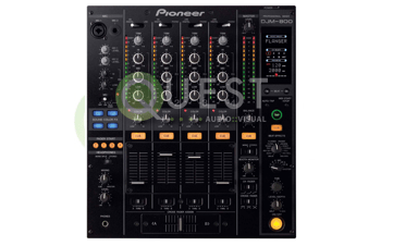 Pioneer DJM 900XS2 Mixer available for rent in Toronto with Quest Audio Visual