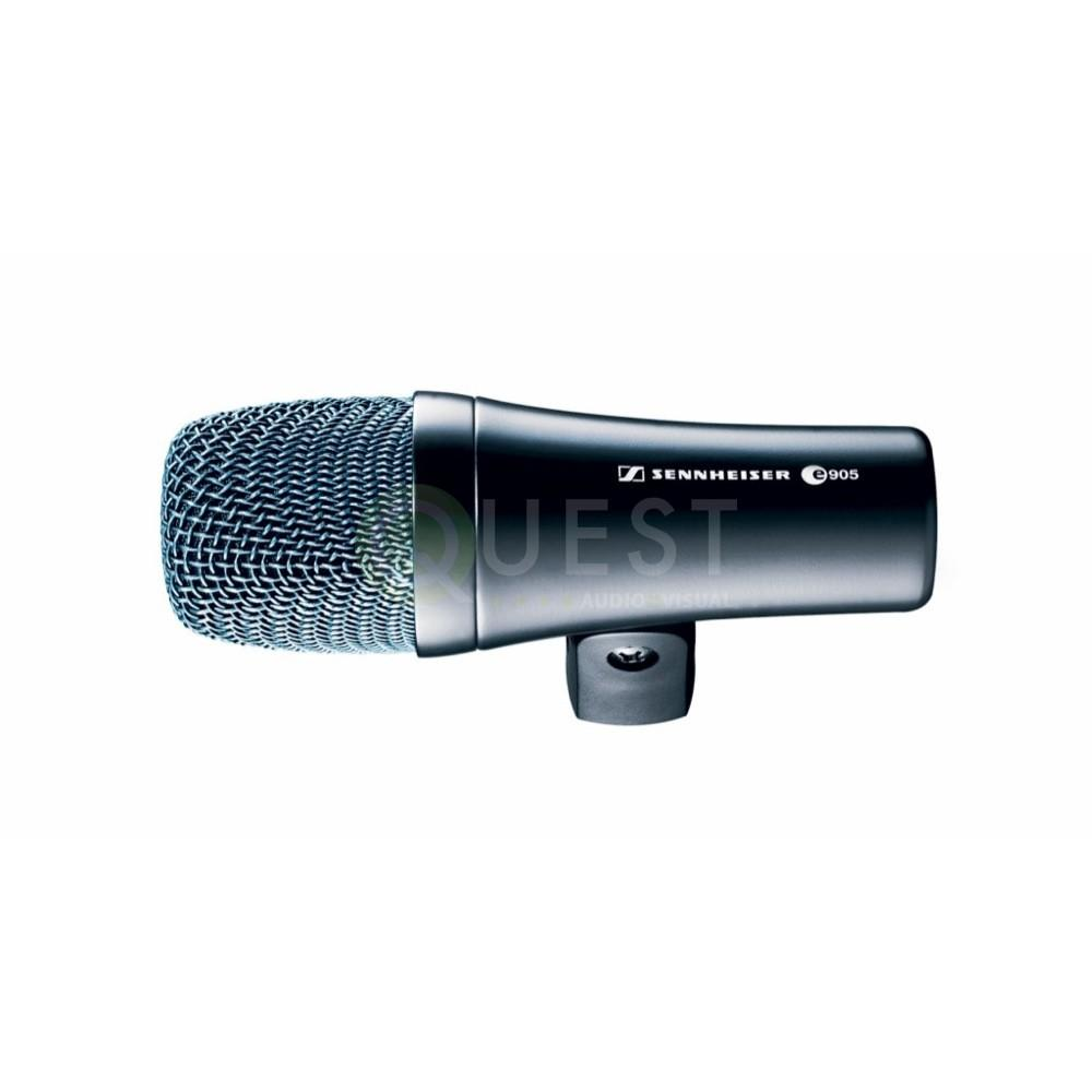 Sennheiser Wired e 905 available for rent in Toronto with Quest Audio Visual