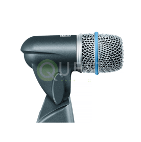 Shure Wired Beta 56A available for rent in Toronto with Quest Audio Visual