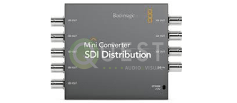 Blackmagic Mini Converter SDI Distribution available for rent in Toronto with Quest Audio Visual
