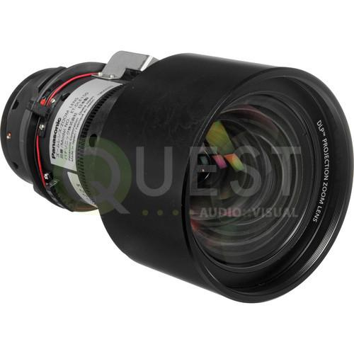 Panasonic ET-DLE150 Power Zoom Lens | 1.3-1.9:1 available for rent in Toronto with Quest Audio Visual