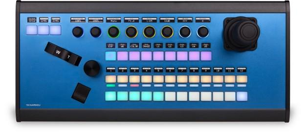 Skaarhoj PTZ Extreme Controller available for rent in Toronto with Quest Audio Visual
