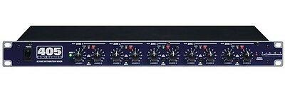 ART 405 Distribution Mixer Rack Mount (5 Zones) available for rent in Toronto with Quest Audio Visual