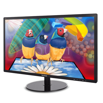 "ViewSonic 22"" Monitor (VA2209) available for rent in Toronto with Quest Audio Visual"