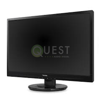 "ViewSonic 22"" Monitor (VS15451) available for rent in Toronto with Quest Audio Visual"