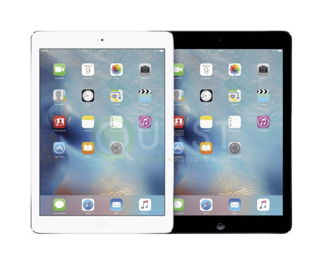 iPad Air 2013 available for rent in Toronto with Quest Audio Visual