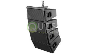 d&b V12 Loudspeaker available for rent in Toronto with Quest Audio Visual