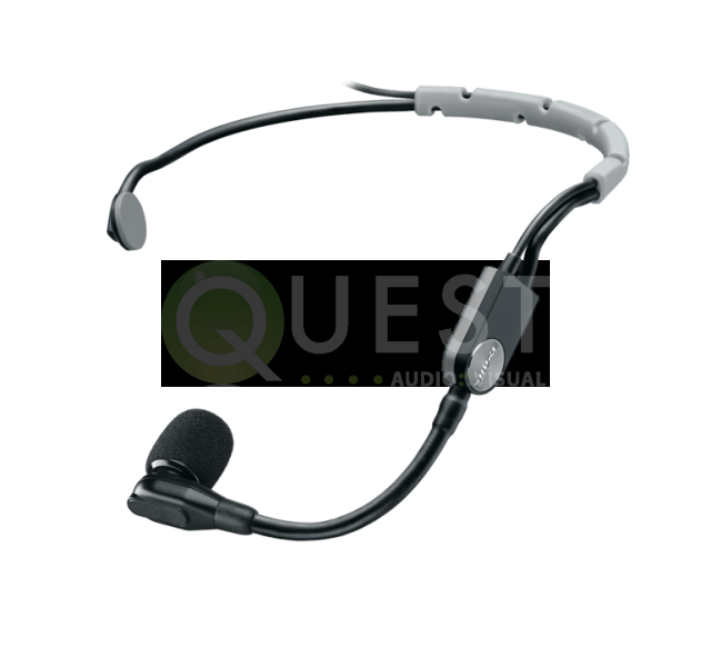 Shure | Headset Microphone SM35 available for rent in Toronto with Quest Audio Visual
